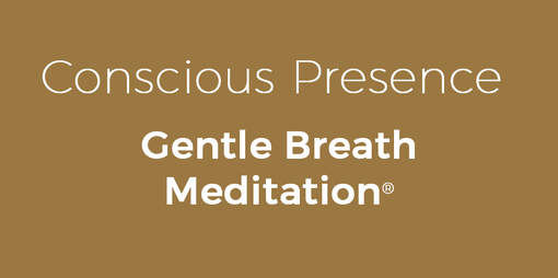 Conscious Presence Gentle Breath Meditation - thumbnail version