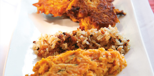 Sweet Potato Hash Browns - thumbnail version
