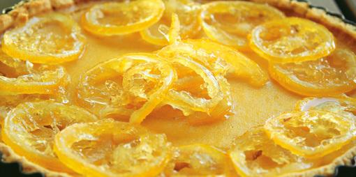 Lemon Tart - thumbnail version