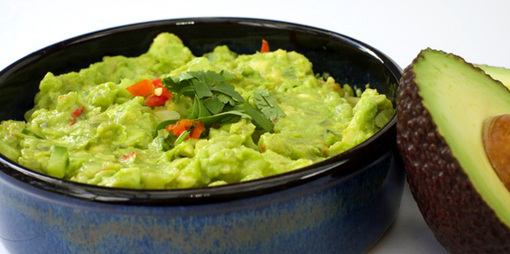 Avocado Salsa - thumbnail version