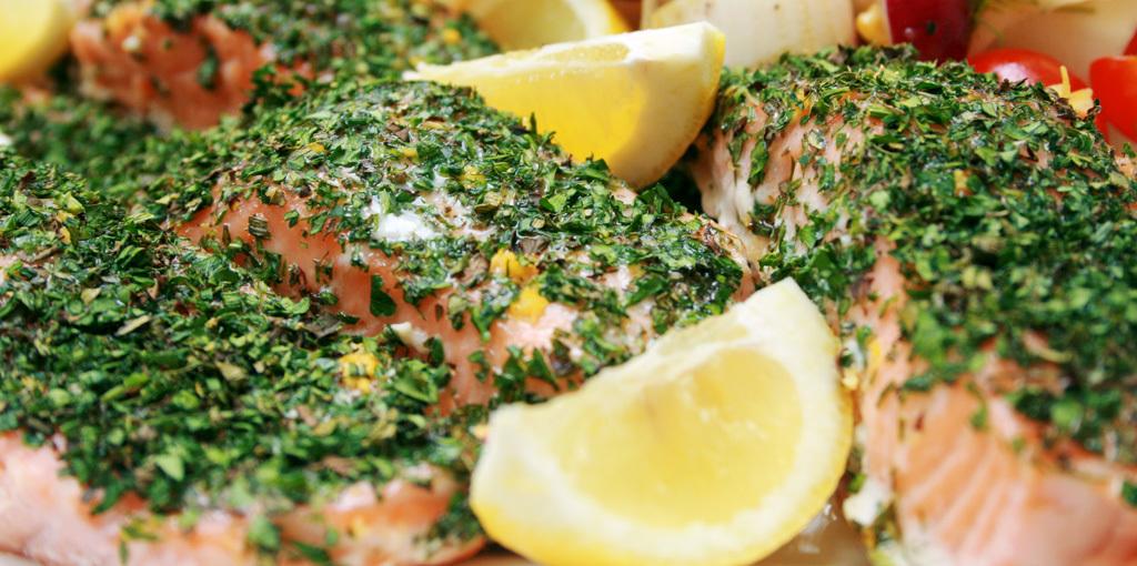 Multi-Purpose oven roasted salmon fillet recipe