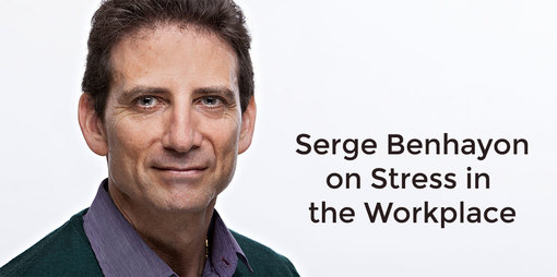 Serge Benhayon on stress in the workplace - thumbnail version