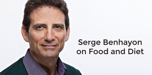 Serge Benhayon on food and diet - thumbnail version