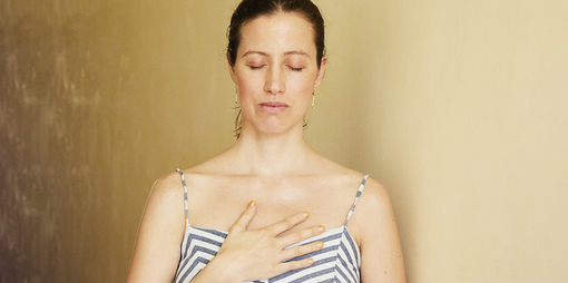 Using the Gentle Breath Meditation to Develop Conscious Presence - thumbnail version