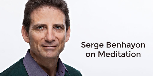 Serge Benhayon on meditation - thumbnail version