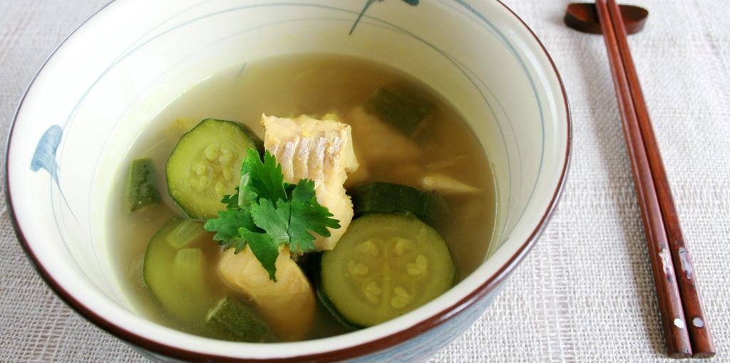 Curry Fish Broth