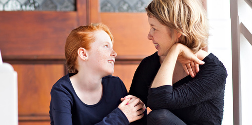 Reflections on what Mothers teach Daughters about their worth. - thumbnail version