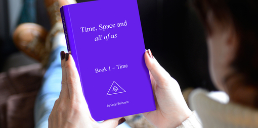 Time, Space And All Of Us – Book1 Time, by Serge Benhayon - thumbnail version