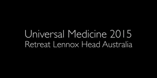 Universal Medicine Retreats presented by Serge Benhayon - thumbnail version