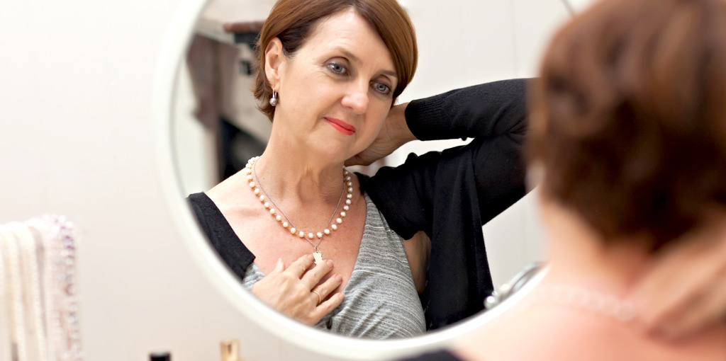 Women's Health:  Why self-nurturing is a key ingredient in breast cancer support.