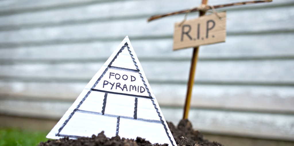 Does the Food Pyramid meet the needs of the modern man?