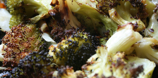 Best ever oven roasted broccoli recipe! - thumbnail version
