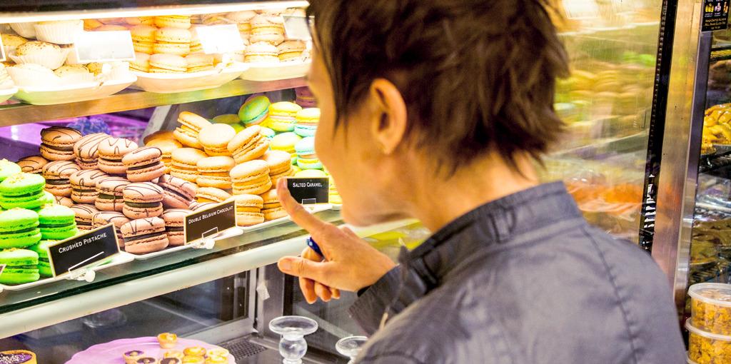 Emotional eating – choose you, not food.
